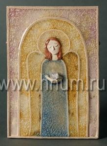 Ангелы из керамики