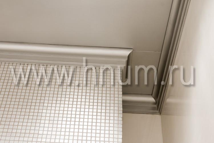 Лепнина в стиле современного ар-деко в квартире в Москве - на заказ - лепная мастерская БМ ХНУМ