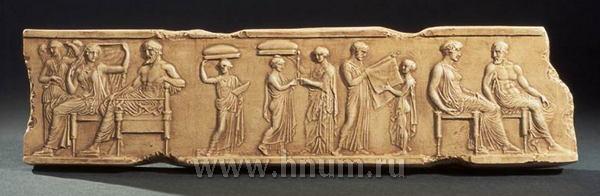 Античность древняя греция и рим бм