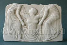 Декоративная гипсовая скульптура РОЖДЕНИЕ АФРОДИТЫ - Коллекция: Античная скульптура (скульптура Древней Греции)