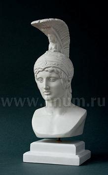 Интерьерная скульптура Арес бюст