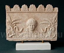 Декоративная гипсовая скульптура ДЕМЕТРА С КОЛОСЬЯМИ - Коллекция: Античная скульптура (скульптура Древней Греции)
