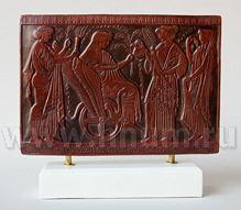 Декоративная скульптура из гипса ДЕМЕТРА И ТРИПТОЛЕМ - Коллекция: Античная скульптура (скульптура Древней Греции)