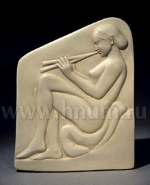 ФЛЕЙТИСТКА - Коллекция: Античная скульптура (скульптура Древней Греции)