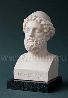Декоративная скульптура из гипса ГЕФЕСТ - Коллекция: Античная скульптура (скульптура Древней Греции)