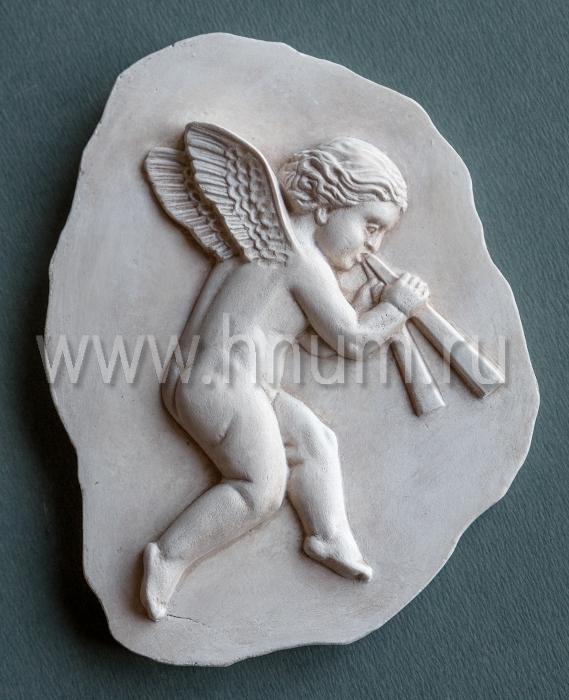 Купить ГЕНИЙ МУЗЫКИ - скульптурный рельеф - Западная Европа - в интернет магазине ХНУМ