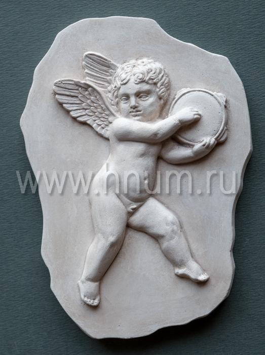 Купить ГЕНИЙ ТАНЦА - скульптурный рельеф - Западная Европа - в интернет магазине ХНУМ