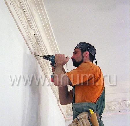 Работа: Монтажник лепного декора в Киеве - 306 актуальных