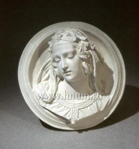Мадонна - скульптурный рельеф в подарок на Новый Год и Рождество - купить в интернет магазине БМ ХНУМ