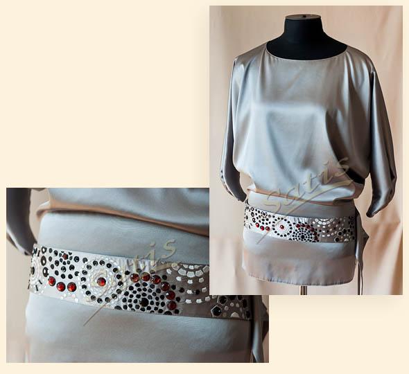 Блузки на заказ в Уфе