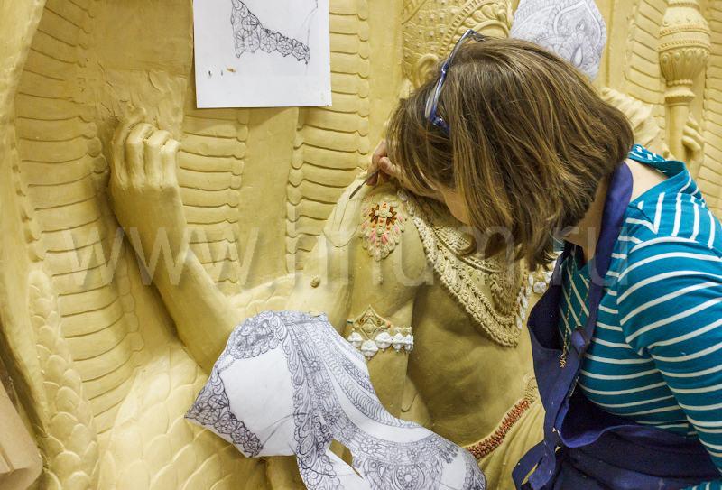 Изготовление скульптуры на заказ - Скульптурные модельные работы по эксклюзивным эскизам