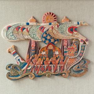 Русская скульптура и искусство