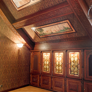 Интерьеры из дерева - на заказ - столярная мастерская ХНУМ