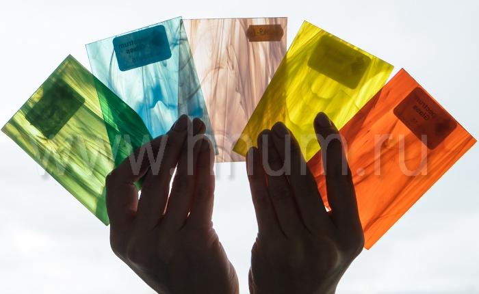 Стекло для витражных потолков - что выбрать - витражная мастерская БМ ХНУМ